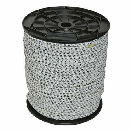 Cordon élastique 7mm 3 conducteurs 0,30mm