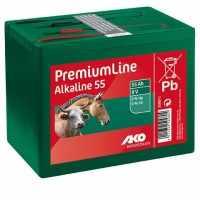 Pile Alcaline sèche AKO 9V