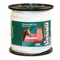 Cordelette Economyline blanche ø 8 mm