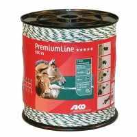Fil Premium Line 400m blanc/vert