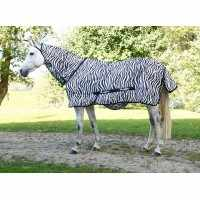 Couverture RugBe Zebra