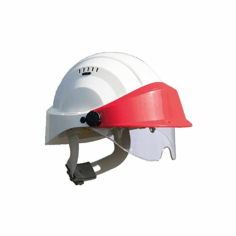 casque de protection orizon avec lunette masson sarl. Black Bedroom Furniture Sets. Home Design Ideas