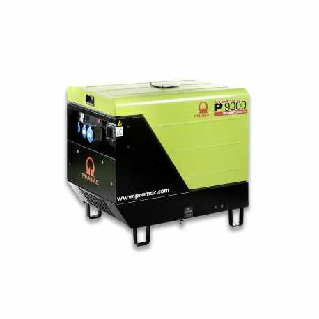 GE DIESEL MONO INSO 8,8 KVA 3000 TRS