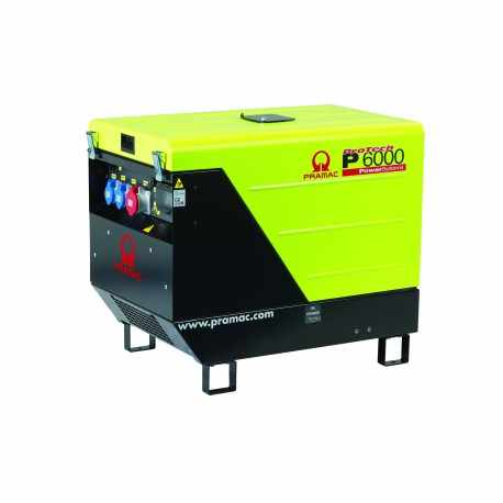GE DIESEL MONO INSO 5,9 KVA 3000 TRS