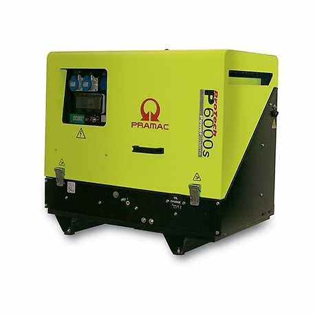 GE DIESEL MONO SUPER INSO 5,9 KVA 3000 TRS