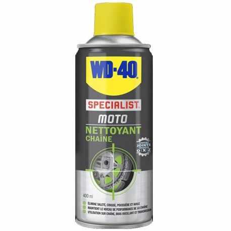 Nettoyant chaîne WD-40 400 ml