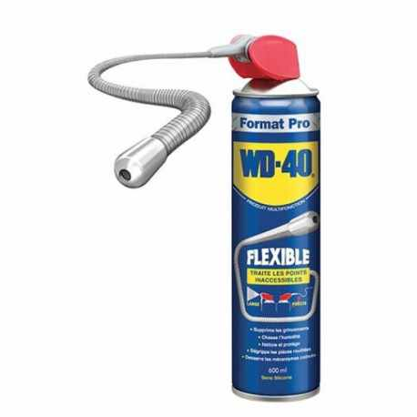 WD 40 FLEXIBLE, MULTIFONCTIONS, 600 ML