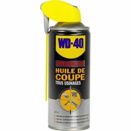 Huile de coupe WD-40 spray 400 ml