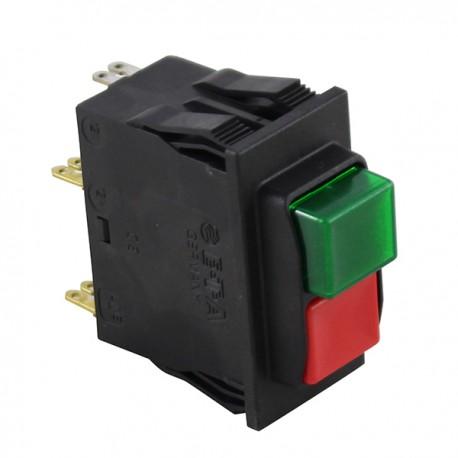 Interrupteur thermique 14,5 A