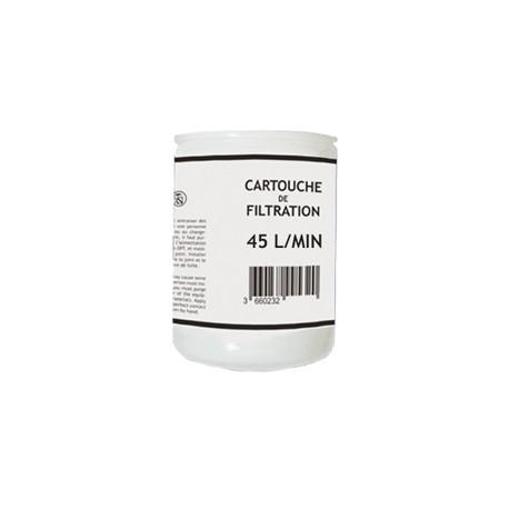 CARTOUCHE DE FILTRATION 45L/M