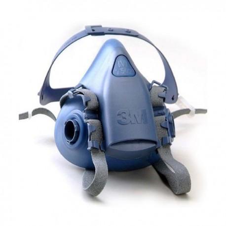 Demi-masque réutilisable 3M™, taille M, 7502