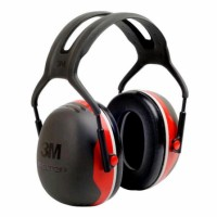 CASQUE ANTIBRUIT PELTOR X3 (33DB)