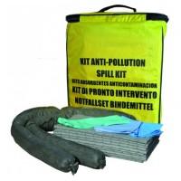 Kit d'intervention anti-pollution