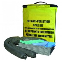 Kit d'intervention anti-pollution