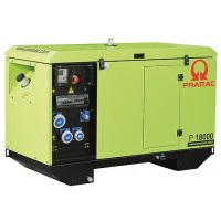 GE DIESEL MONO INSO 15,1 KVA 3000 TRS