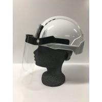 10 portes visières adaptables casques