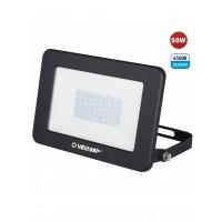 projecteur LED SMD 50W IP65, noir 6500K