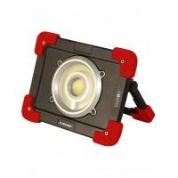 projecteur LED rechargeable, 20W 1200 lm