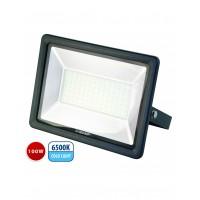 projecteur LED SMD 100W IP65 noir 6500K