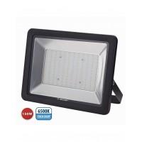 projecteur LED SMD 150W IP65 noir 6500K