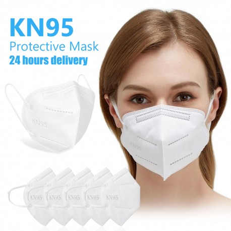 Masques de protection respiratoire KN95 FFP2