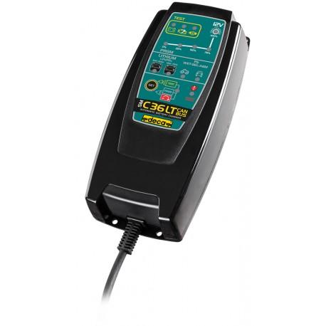 Chargeurs de batterie auto 4/5 PHASES DE CHARGE