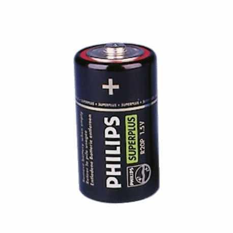 4 Batterie alcaline pour Magic Shock, LR14