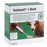 Technovit-2-Bond 10 traitements avec pistolet de dosage