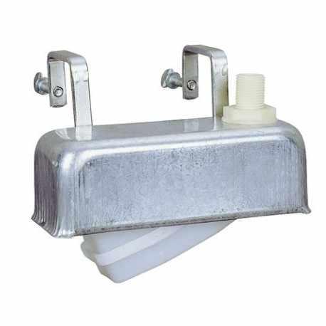 Flotteur mobile pour bac à eau