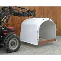Calfhouse Premium 4/5 veaux avec kit Fenêtre et seuil