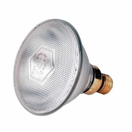 Lampe IR PAR,vendu par 12,blanche Phillips