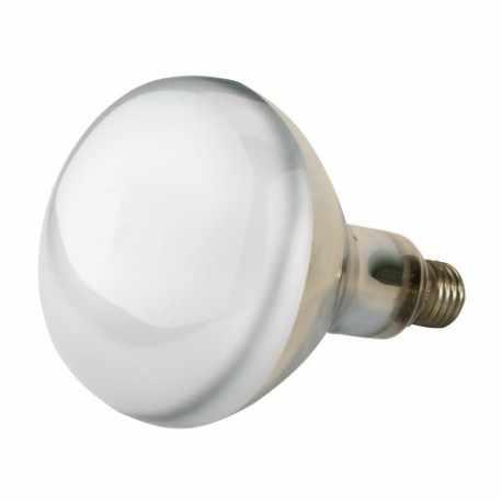 Lampe Kerbl IR 150W blanche,vendu par 10, verre de sécurité