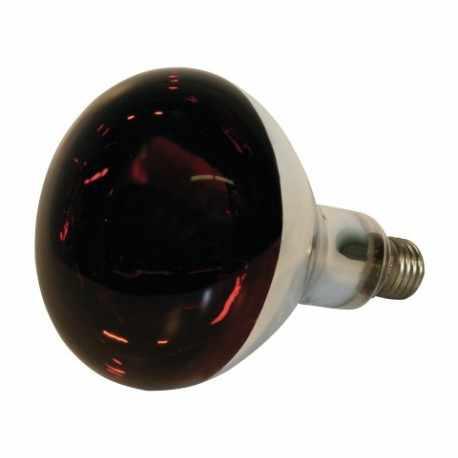 Lampe Kerbl IR rouge,vendu par 10, verre de sécurité