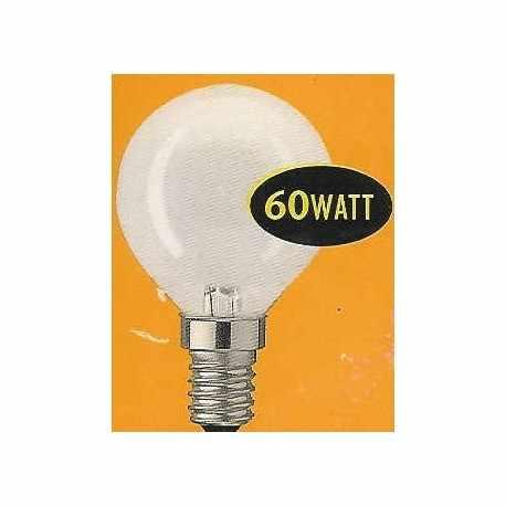 Ampoule E27 60 W pour mire œufs