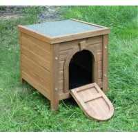Outdoor maisonnette pour petits animaux 36 x 36 x 40 cm.