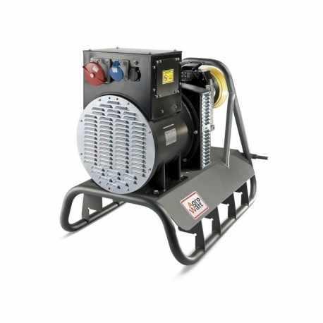 Génératrice 1500 trs 93 kVA AVR