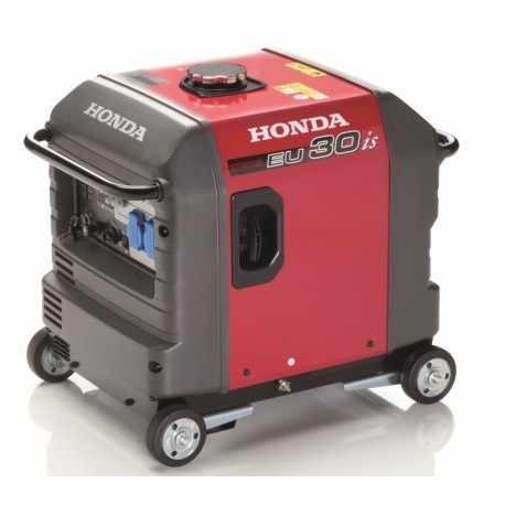 GE Essence Insonorisé Monophasé Honda 3 KVA