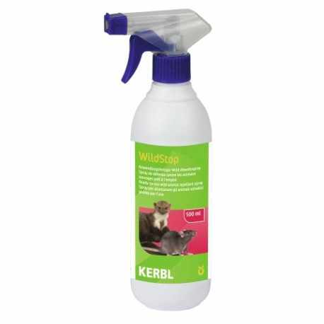 WildStop spray répulsif 500 ml