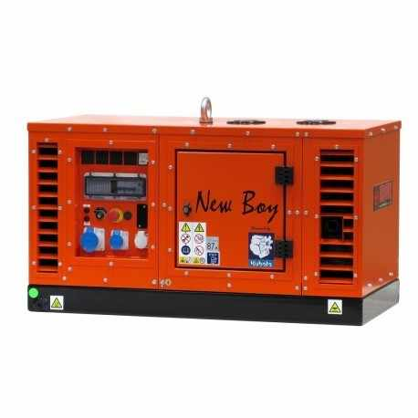 GE DIESEL Mono Super-inso 7 KVA 3000 trs