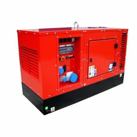 GE DIESEL Mono Super-inso 11 KVA 1500 trs