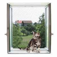 Filet pour chats transparent,Largeur 3 m