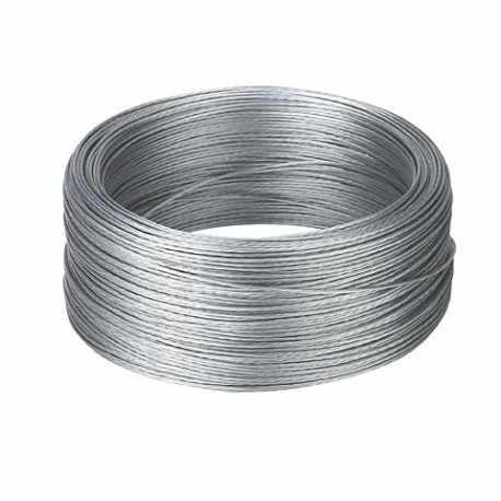 Câble acier zingué 1000m